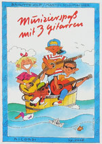 Kilp/Schumacher - Musizierspaß für 3 Gitarren