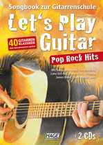 A. Espinosa - Let´s Play Guitar Pop Rock Hits (mit 2 CD´s)