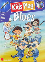 Kids Play Blues
