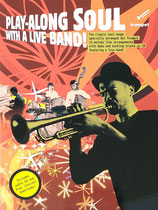 Play-Along Soul with a Band - Trumpet