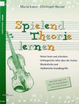 Spielend Theorie lernen - Violine