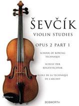 Sevcik - Violin Studies Opus 2 Heft 1