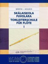Vilmos Bántai/Gábor Kovács - Tonleiterschule für Flöte