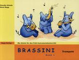 Claudia Schade - Brassini Bd.1 für Trompete