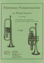 Elementare Trompetenschule 1 - Richard Stegmann