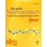 Guido Klaus - Das große Notenrätselbuch