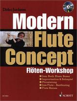 Dirko Juchem - Modern Flute Concept