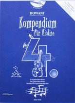 Dowani - Kompendium für Violine Bd.4