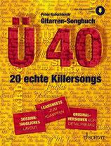 P. Autschbach - Gitarren-Songbuch Ü 40