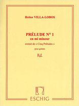 Heitor Villa-Lobos - Prelude No 1 en mi mineur (E moll)