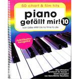 Piano gefällt mir Bd.10 - Jubiläumsausgabe