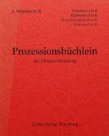 Prozessionsbüchlein - 3.Stimme in B