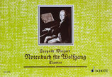 Leopold Mozart - Notenbuch für Wolfgang
