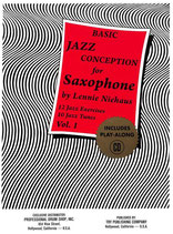 Niehaus - Basic Jazz Conception Vol.1