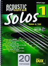Michael Langer - Acoustic Pop Guitar Solos