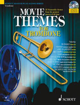 Movie Themes für Posaune