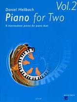 Daniel Hellbach - Piano for Two Bd.2
