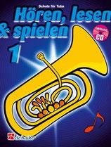 Hören, lesen & spielen 1 - Tuba