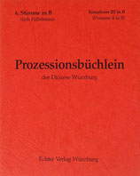 Prozessionsbüchlein - 6.Stimme in B