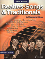 Kreidler - Beatles-Songs & Traditionals