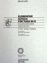 Elementarschule für B-Tuba - B. Uetz