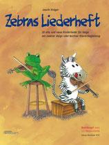J.Krüger - Zebras Liederheft