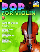 Pop for Violin Bd.9