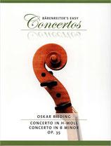 Oskar Rieding - Concerto in h-moll op.35