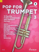 Pop for Trumpet Bd.3