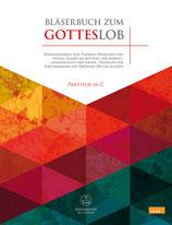 Bläserbuch zum Gotteslob - Partitur in C
