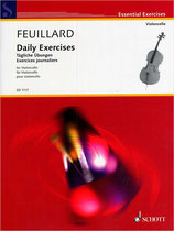 Feuillard - Daily Exercises