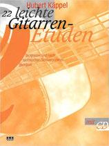 Hubert Käppel - 22 leichte Gitarrenetüden