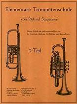 Elementare Trompetenschule 2 - Richard Stegmann