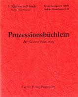Prozessionsbüchlein - 5.Stimme in B hoch