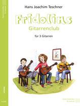 Fridolins Gitarrenclub - Für 3 Gitarren