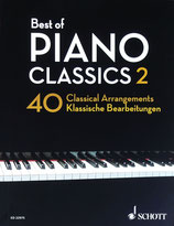Best of Piano Classics Bd.2