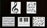 musikalischer Radiergummi