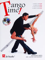 Myriam Mees - Tango Time, Ausgabe Querflöte