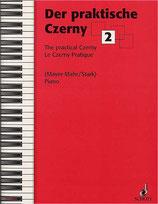 Der praktische Czerny Band 2