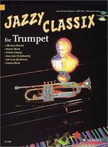 Jazzy Classix for Trumpet