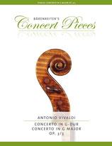 Vivaldi - Concerto G-Dur Op.3/3