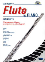 Anthology Flute & Piano - Latin Duets