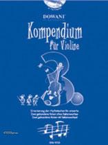 Dowani - Kompendium für Violine Bd.3