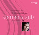 """Hörbuchreihe Hans Sigl - """"Sternenstaub"""""""