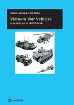 Building book featuring Vietnam war vehicles