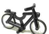Bycicle black Fahrrad schwarz