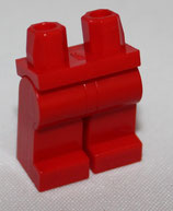LEGO® legs red rot Beine