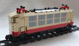 BR103 Lok der Deutschen Bundesbahn