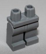 LEGO® legs grey grau Beine