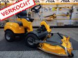 Stiga Park 740 pwx (gebruikt) - verkocht-